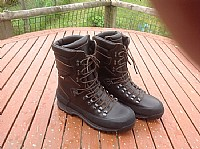 Blackislander FOREST boots